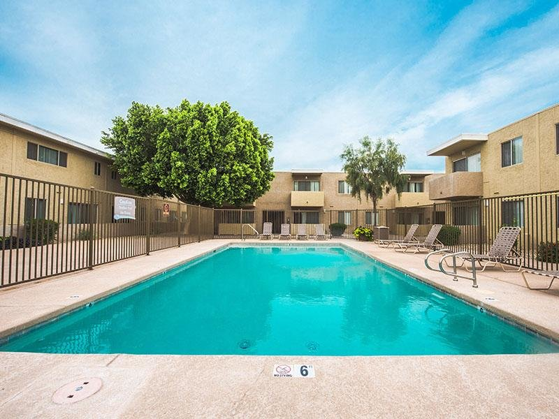 Swimming Pool  | Park Village Apartments