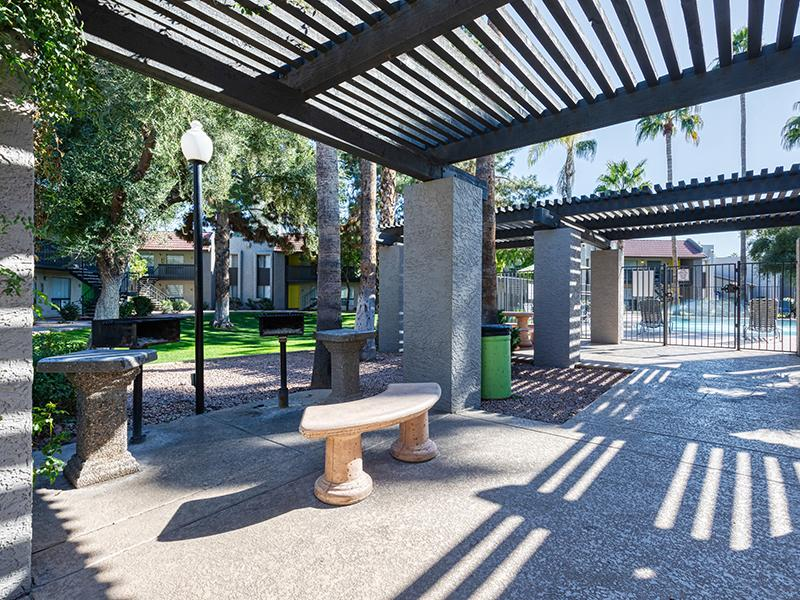Gazebo | Willowcreek in Tempe, AZ