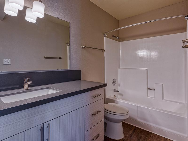 Renovated Bathroom | Willowcreek