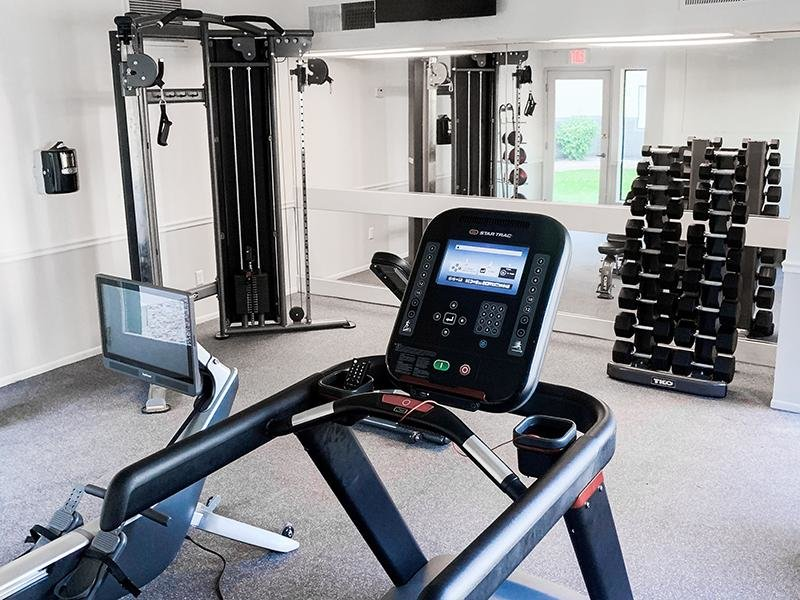 Newly Remodeled Fitness Center | Dana Park