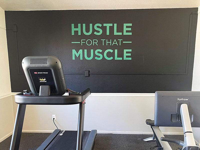 Fitness Center | Dana Park Apartments in Mesa, AZ