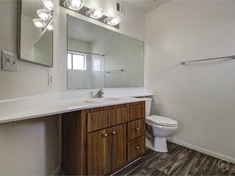 Bathroom | Apartments in Mesa, AZ