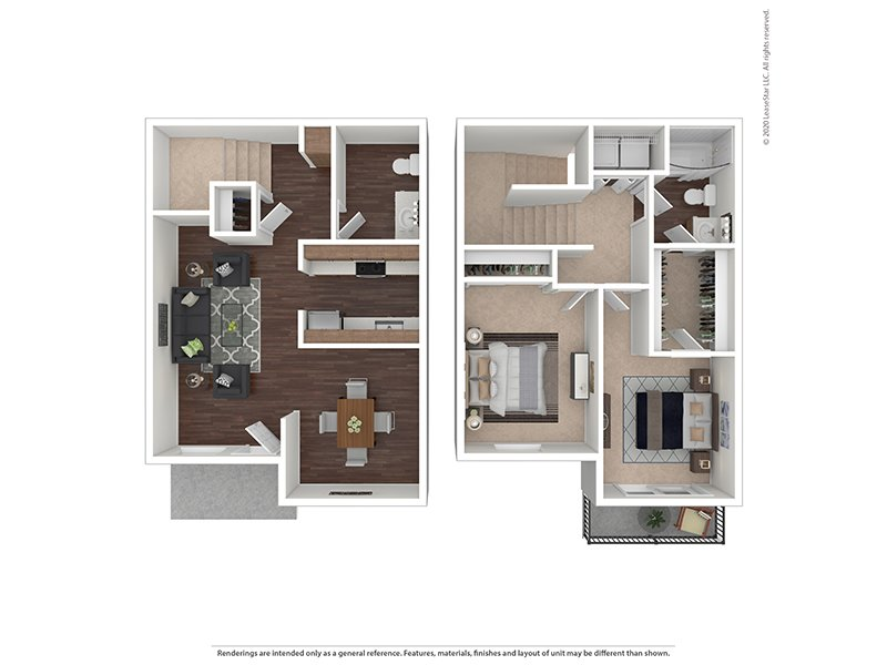 Our Arizona Ash is a 2 Bedroom, 1 Bathroom Apartment