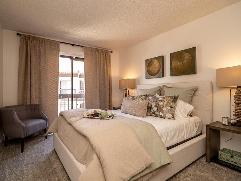 Bedroom | Entrada Apartments