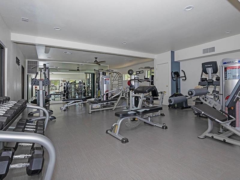 Fitness Center | Entrada