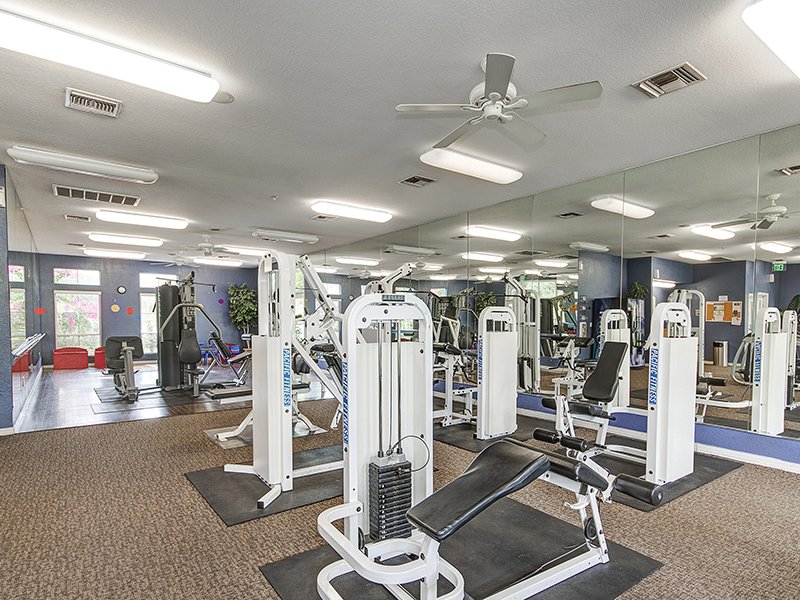 Fitness Center | Heritage at Deer Valley