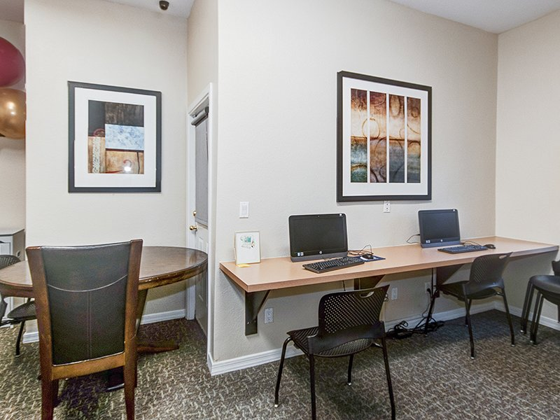 Business Center | Heritage at Deer Valley