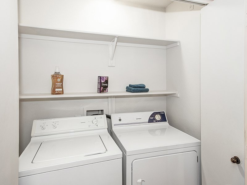 Washer & Dryer | Heritage at Deer Valley