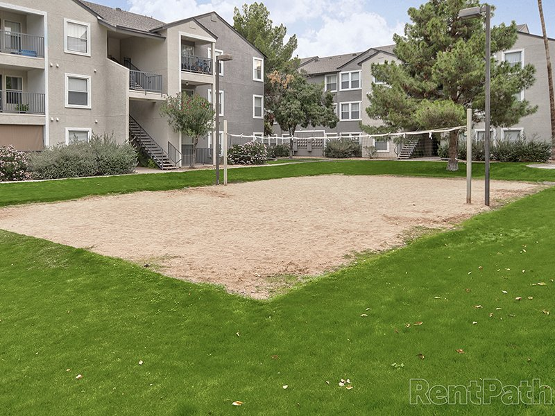 Volleyball Court | Heritage at Deer Valley