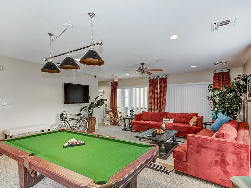 Game Room | Heritage at Deer Valley
