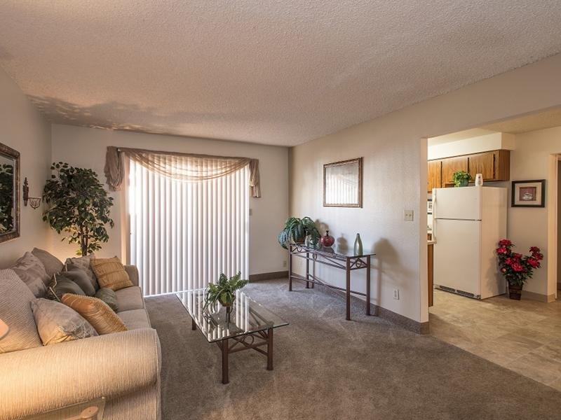 Model Living Room - Family Room - Living Area