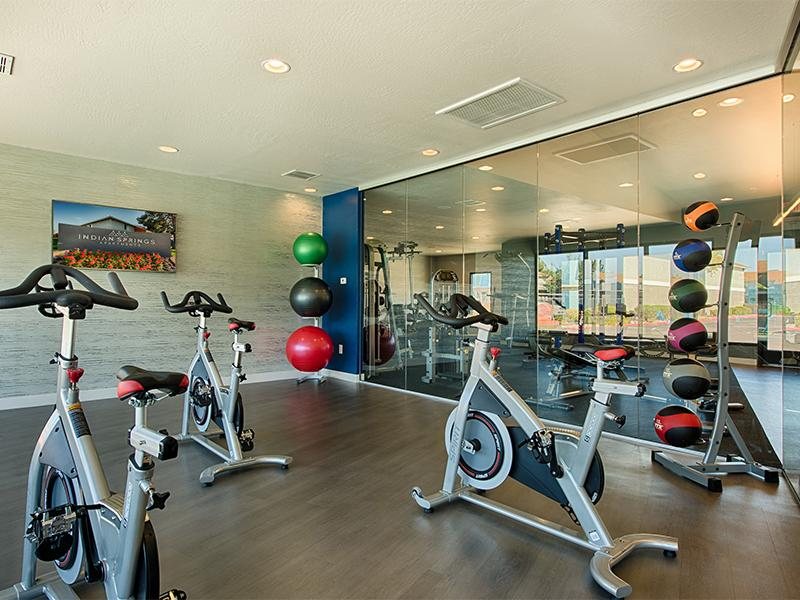 Fitness Center | Indian Springs Apartments