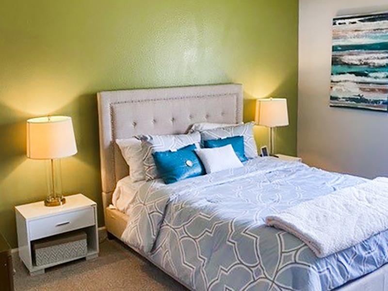 Bedroom | Indian Springs