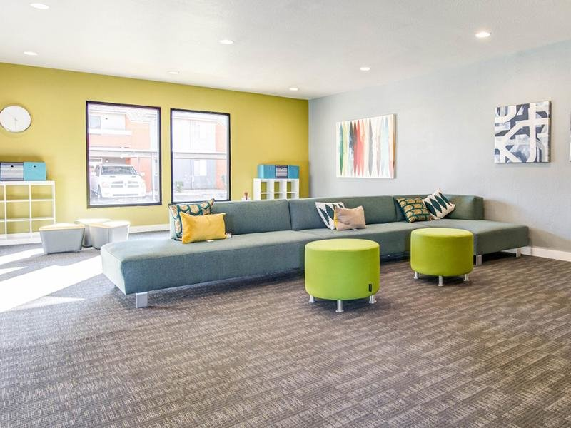 Clubhouse Interior - Lounge - Mesa, Arizona