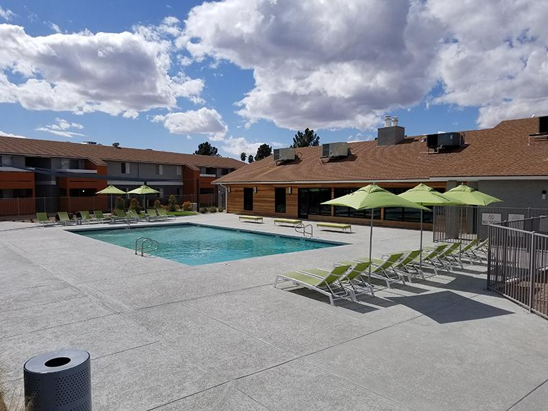 NEW Pool - Indian Springs Apts - Mesa, AZ