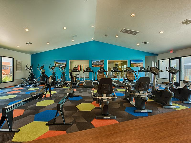 Fitness Center | Indian Springs