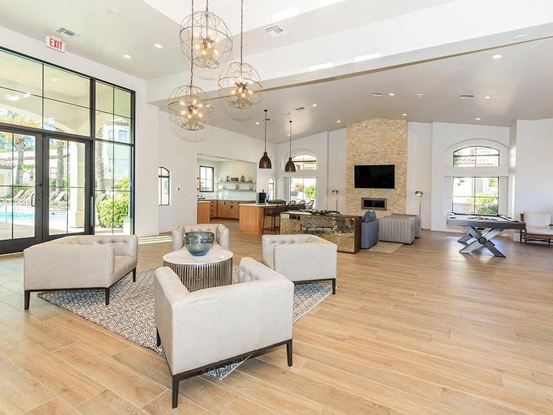 Clubhouse Overview | Pinnacle Heights Tucson Apartments