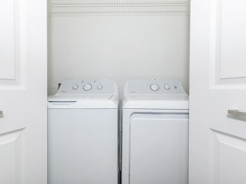 Washer & Dryer | Pinnacle Heights