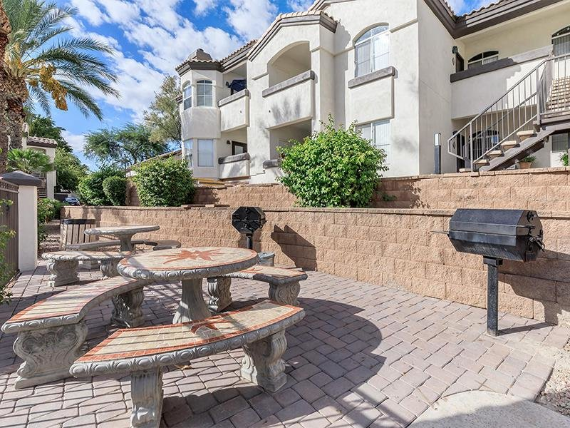 BBQ Area | Pinnacle Heights