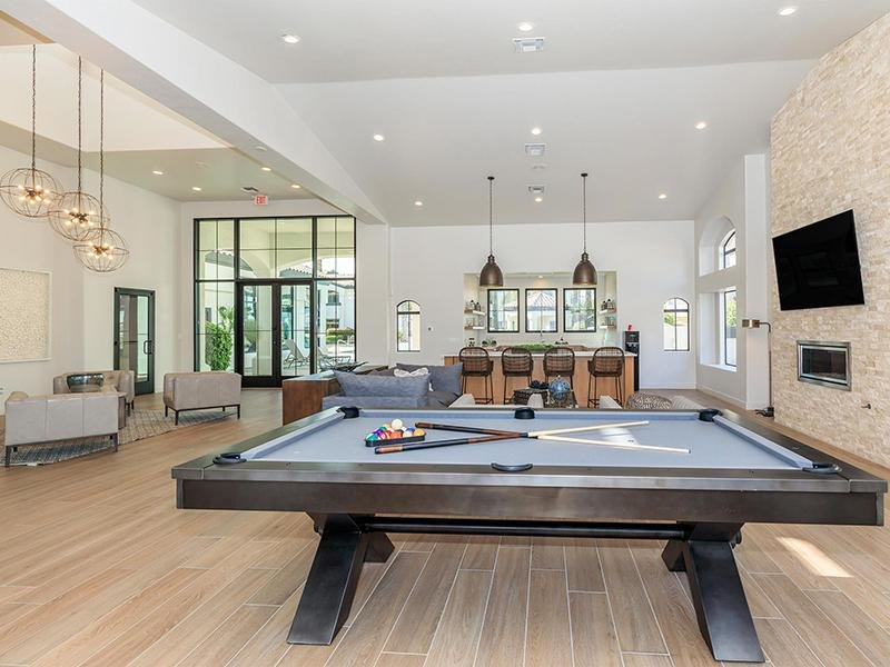 Pool Table | Pinnacle Heights