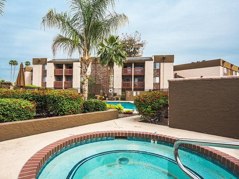 Swimming Pool | Mesa Apartments