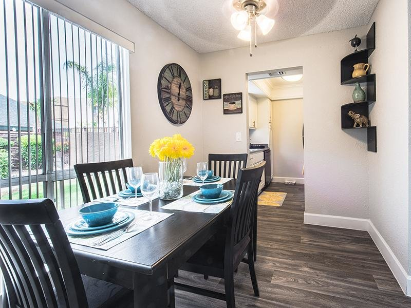 Dining Room | Kitchen | Apartments in Mesa, AZ
