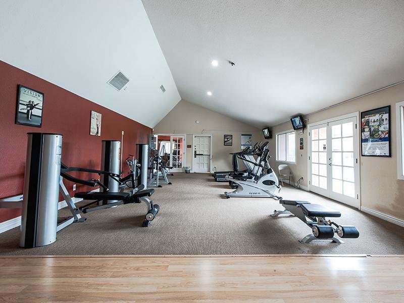 Gym | Waterstone Apartments in Mesa, AZ