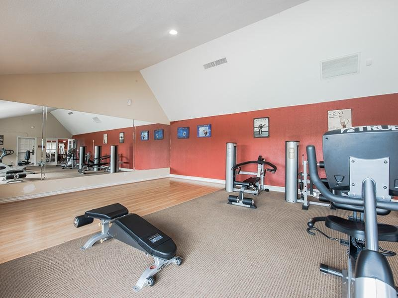 Fitness Center | Mesa Apartments
