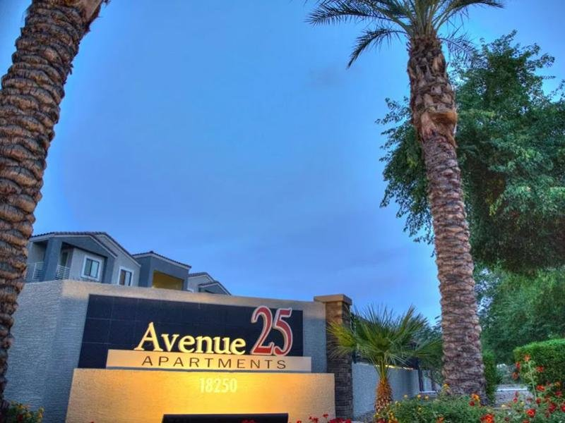 Sign | Avenue 25 Apartments in Phoenix, AZ