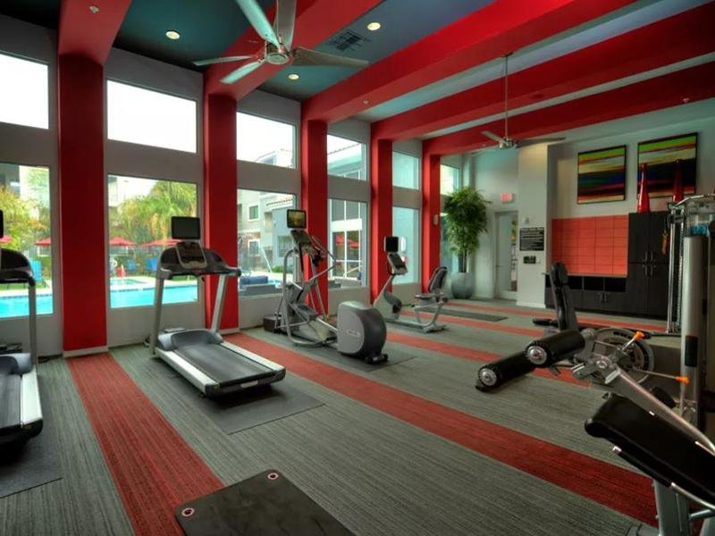 Gym | Avenue 25 Apartments in Phoenix, AZ