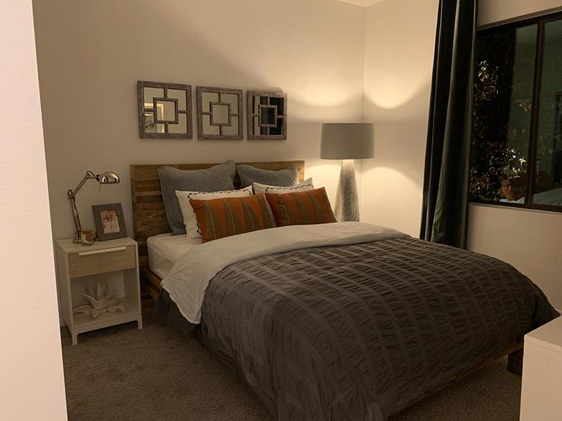 Bedroom | Elevation Luxury Apartments