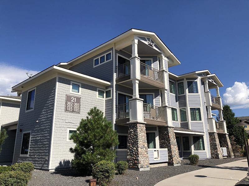 Exterior   Elevation Luxury Apartments