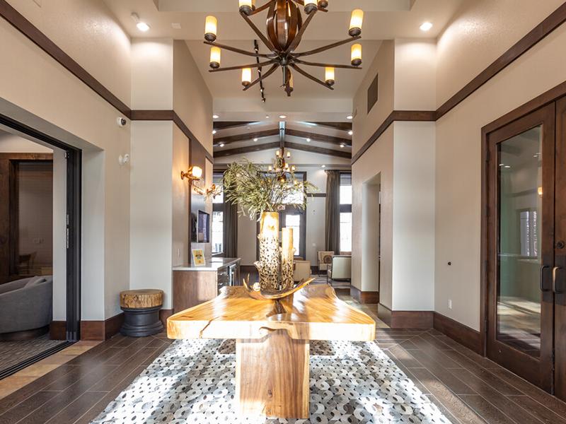 Clubhouse Interior | Elevation Luxury