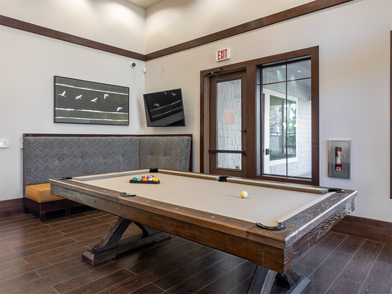 Pool Table | Elevation Luxury