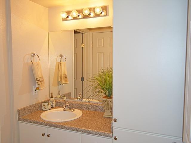 Bathroom   Crystal Creek Apartments in Phoenix, AZ