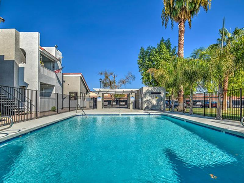 Pool  | Sunset Terrace Apartments