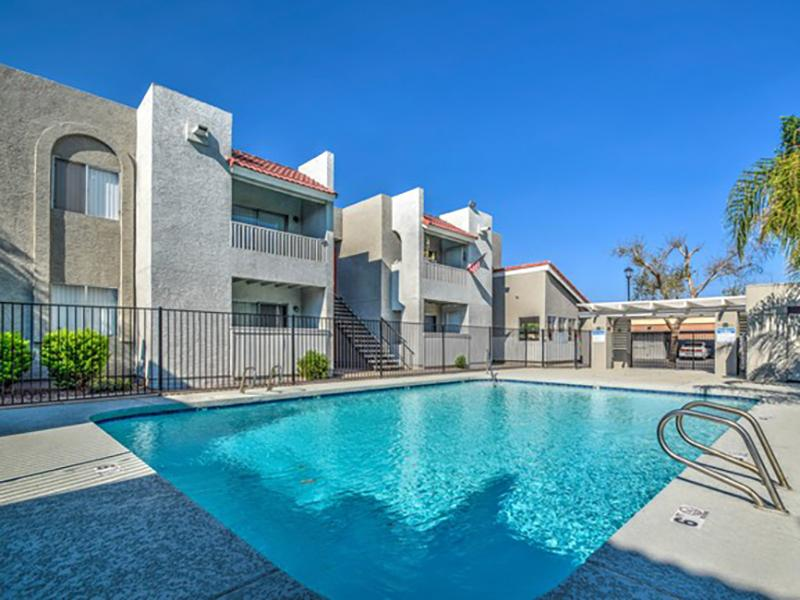 Swimming Pool  | Sunset Terrace Apartments