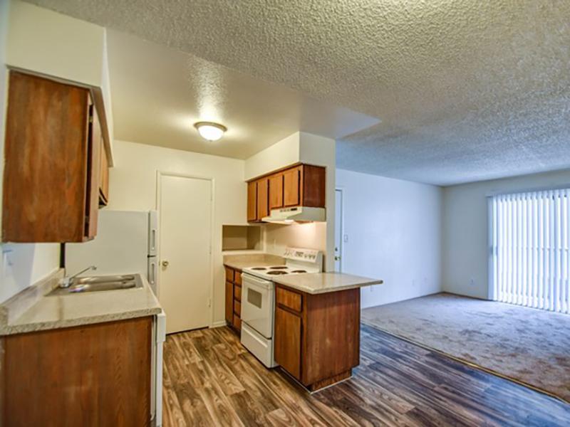 Kitchen | Sunset Terrace Apartments