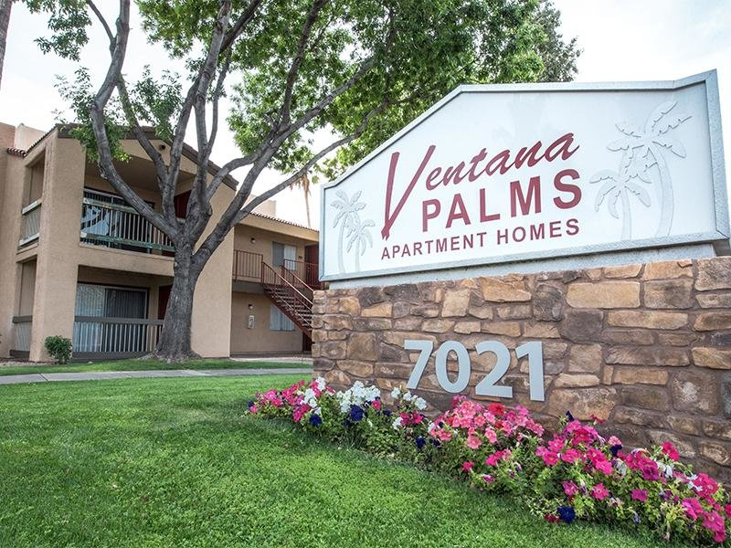 Welcome to Ventana Palms Apartments