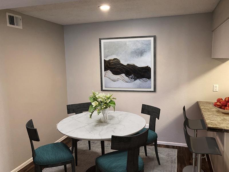 Dining Room | Ventana Palms