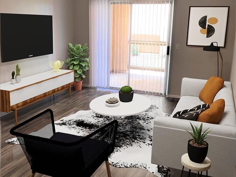 Living Room | Ventana Palms