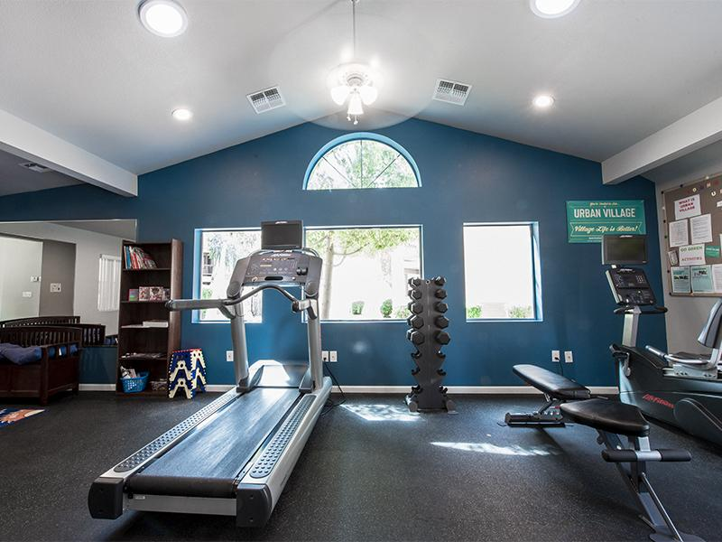 Fitness Gym Ventana Palms