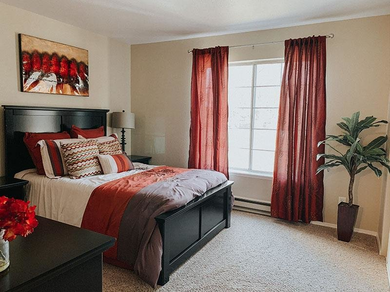 Bedroom | Arbors at Sweetgrass