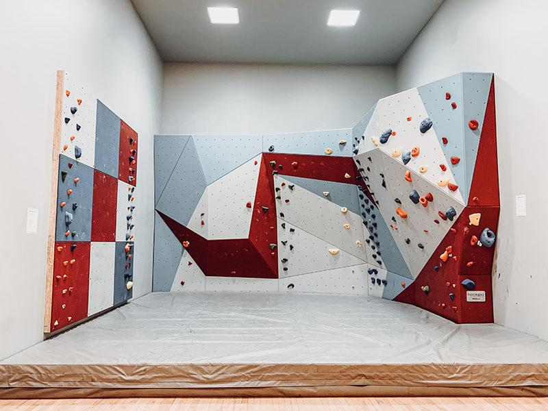 Rock Climbing Wall | Arbors at Sweetgrass