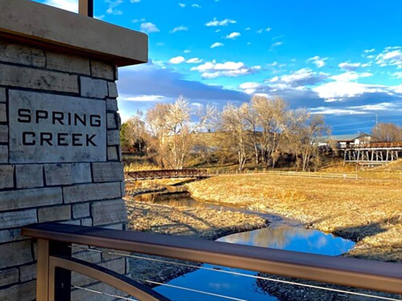 Spring Creek | Arbors at Sweetgrass