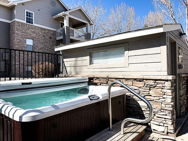 Hot Tub | Arbors at Sweetgrass
