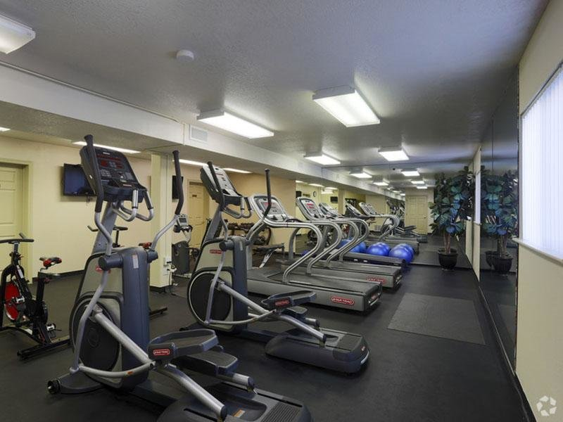 Gym - Arbors at Sweetgrass Amenities