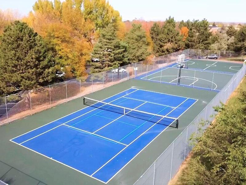 Sports Court | Arbors at Sweetgrass