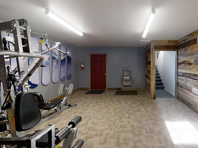 Fitness Center | The Arbors at Sweetgrass
