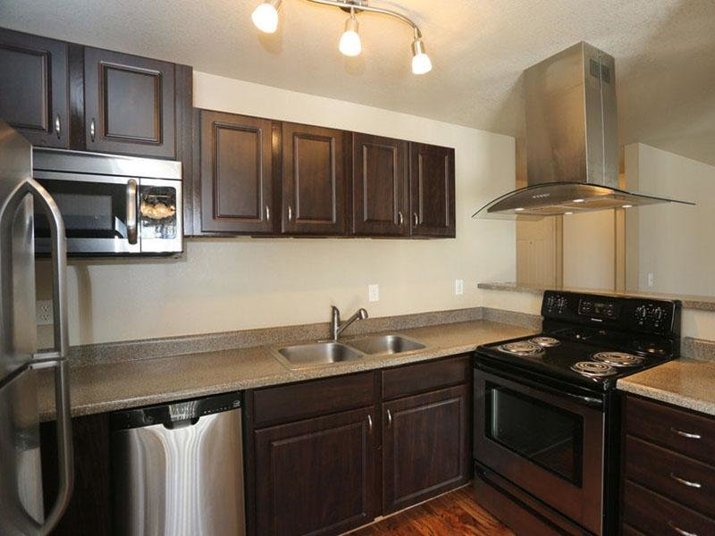 Kitchen - Fully Equipped Kitchen - Fort Collins